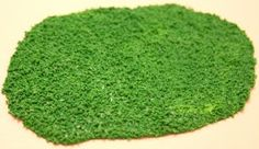 Polymer clay grass tutorial!