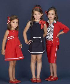Moda infantil verano 2009 Trasluz > Minimoda.es