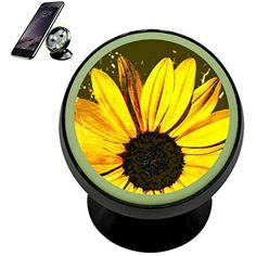Sunflower Turnsole Vehicle Phone Mount Magnetic Phone Car Bracket Holder Noctilucent Mobile Magnets Universal Cell Phone iPhone Kit Gadget * Click image for more details. (This is an affiliate link) Phone Mount, Car Accessories, Magnets, Vehicle, Image Link, Kit, Iphone, Awesome, Check