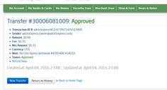 """I am getting paid daily at ACX and here is proof of my latest withdrawal. This is not a scam and I love making money online with Ad Click Xpress."" ""Here is my Withdrawal Proof from AdClickXpress. I get paid daily and I can withdraw daily. Online income is possible with ACX, who is definitely paying - no scam here."" ""I WORK FROM HOME less than 10 minutes and I manage to cover my LOW SALARY INCOME. http://www.adclickxpress.com/?r=Zlatibor&p=aa"