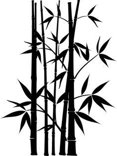 Adhesivo decoración baño planta bambú Bamboo Drawing, Bamboo Art, Laser Art, Art Drawings For Kids, Foil Art, Stencil Painting, Stencil Designs, Pyrography, Metal Art
