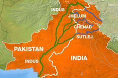 The Indus River originates in the Tibetan plateau, making its 3,200km journey southwards along the entire length of Pakistan, before emptying into the Arabian Sea. The river basin is divided between Pakistan, which has about 60 per cent of the catchment area, India with about 20 per cent, Afghanistan with 5 per cent and around 15 per cent in Tibet.