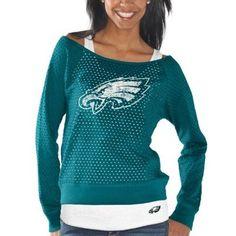 Philadelphia Eagles Women's Knit Knee Slipper Socks - Gray ...