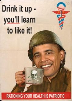 Obama Care: Does he?  Stop drinkin his Kool~Aid