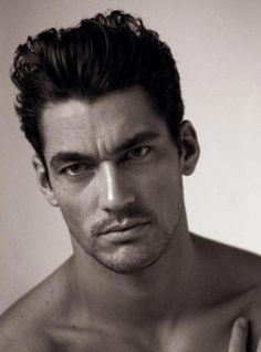 Generic headshot serious face. | 32 Examples Of David Gandy's Best Serious Face