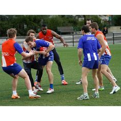 Looking to get back on the winners list this weekend, tackling was high intensity at #NMFC training today. http://instagram.com/