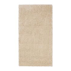 ÅDUM Rug, high pile IKEA The dense, thick pile provides a soft and warm surface for your feet and also dampens sound.  150cm x 80cm. $49.99