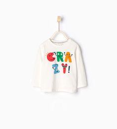 """Camiseta """" Crazy """""""