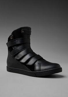 Ninja urban motorbike style sneaker $106