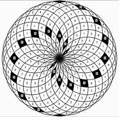 Matemática, espíritu y arte: Geometría Sagrada