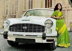 1963 Hindustan Ambassador #cars