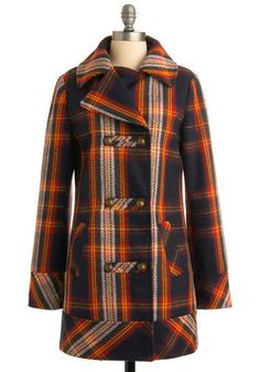 The Perfect Piccadilly Coat, #ModCloth
