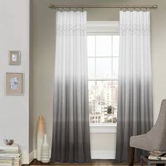 ombre curtains - Google Search