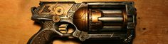 Ethis Crea: Nerf Maverick Steampunk Customization