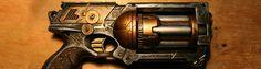 Ethis Crea: Nerf Maverick Steampunk Customization