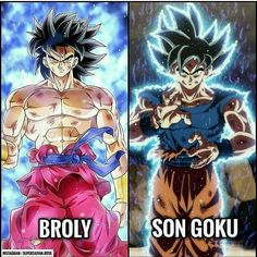 Ultra instinct Broly or Goku?  credit: @supersaiyan.rose  please give credit if reposted thanks Follow: @dbz.go for more hot content! stay saiyan!  Your Opinion Is Important: Leave A Comment