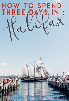 How to Spend 3 Days in Halifax Nova Scotia - Kaylchip Halifax Public Gardens, East Coast Canada, Nova Scotia Travel, Places To Travel, Places To Go, Visit Canada, Canada Trip, Canada Cruise, Cabot Trail