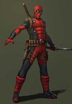 #Deadpool #Fan #Art. (The regenerating degenerate) By: FonteArt. (THE * 5 * STÅR * ÅWARD * OF: * AW YEAH, IT'S MAJOR ÅWESOMENESS!!!™) ÅÅÅ+