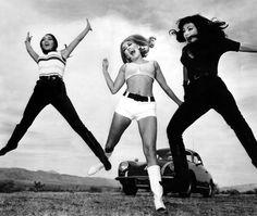 Faster, Pussycat! Kill! Kill!, Russ Meyer, 1965