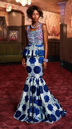 Look at this Fashionable african fashion outfits African Fashion Ankara, Ghanaian Fashion, African Inspired Fashion, African Print Fashion, Africa Fashion, Ethnic Fashion, Fashion Prints, African Prints, Men's Fashion