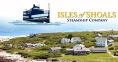 New members of the Green Alliance will receive 2 FREE tickets to the Isles of Shoals Steamship Company! They must be used by October 18th so become a member today and take advantage of the great opportunity. To learn more about joining visit http://www.greenalliance.biz/join