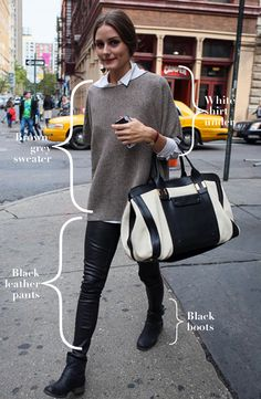 How to get great outfits with basic pieces