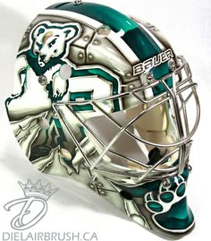 Spencer Cookson mask by Deil Airbrush