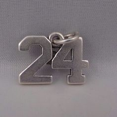 James Avery #24 Charm from PawnBahn.com for $29.95 on Square Market