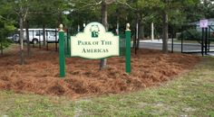 Orlando, FL Dog Park - City of Orlando Park of Americas Dog Park - Dog Park with separate areas for small and large dogs which allow them to play…