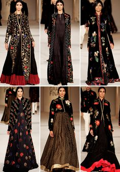 beech mein tera junoon — Rohit Bal at Lakmé Fashion Week 2016 Batik Fashion, Abaya Fashion, India Fashion, Asian Fashion, Boho Fashion, Fashion Dresses, Fashion Week 2016, Lakme Fashion Week, Indian Attire
