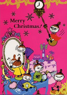 JP-MoominXmas-4 by b-island, via Flickr