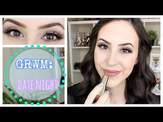 Lorac Pro Palette - GRWM Date Night: Soft Sexy Smokey Eyes - YouTube
