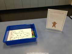 Libraryland: Roll a Gingerbread Man