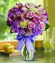 46 best its a mom thing images on pinterest floral arrangements give a splendid spring day to a special mom send this pretty mix of flowers mightylinksfo