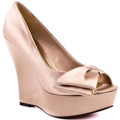 Champagne wedges.