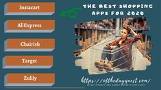 Which are the best shopping apps? Which are the best online shopping apps for Smartphone? The best shopping apps for Best Online Shopping Apps, Credit Score, Finance Tips, Saving Money, Improve Yourself, Advice, Save My Money, Frugal