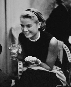 Grace Kelly by Edward Quinn.