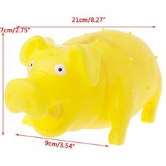 Khfun Plastic Trick Toys Screaming Pig Funny Squeeze Sound Dolls Reduce Stress Tool gadgets (4) *** For more information, visit image link. (This is an affiliate link) #NoveltyGagToys