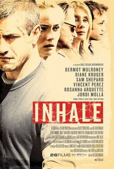 Inhale Movie Poster