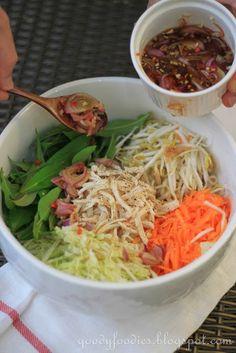 Eat Your Heart Out: Recipe: Vietnamese Chicken Salad (Bill Granger)