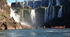 Argentina Iguazu Falls Day Trip (Puerto-Puerto) by Bamba Experience - TourRadar