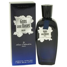 Guns And Roses Eau De Toilette Spray By Mimo Chkoudra