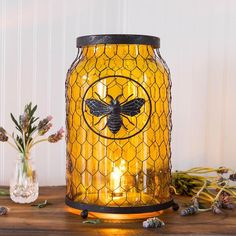 Beehive Decor & Bumble Bee Decor We Love - Beehive Decor & Bumble Bee Decor We Love – The Beehive Shoppe The best image about diy face mask - Vintage Bee, Bee Party, Bee Crafts, Bee Theme, Save The Bees, Bees Knees, Mellow Yellow, Queen Bees, Chicken Wire