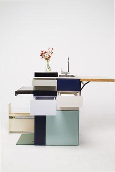 mini kitchen, furniture?