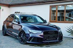 Audi avant #stanced