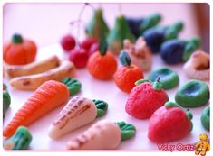 Strawberry, Treats, Fruit, Food, Finger Foods, Sweets, Deserts, Recipes, Step By Step