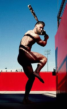 Learn about Bryce Harper background. Vote in Bryce Harper fantasy poll! Bryce Harper, Style Masculin, Body Issues, Athletic Men, Athletic Supporter, Good Looking Men, Male Beauty, Male Body, Male Models