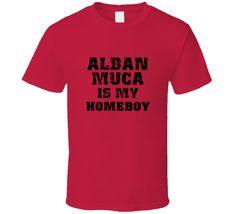 Arber MoneIs My Homeboy Albanian Sports Athletes T Shirt Outlander T Shirts, Chicago Basketball, Soccer Sports, Team T-shirts, Football Team, Sport T-shirts, Not My Circus, Monkey T Shirt