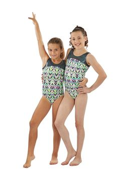 Lizatards Shorts and Bra Top Set in Girls or Adult Sizes for Dance or Gymnastics