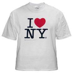 shopping i-love-ny: magasin souvenir  angle de la 5ème avenue et la 32ème rue